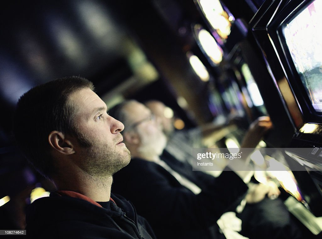 Gamblers : Stock Photo