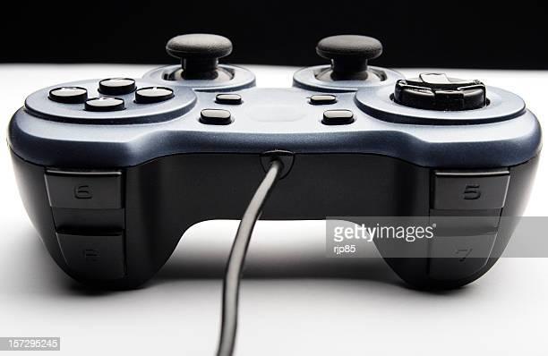 Controlador de jogos-Vista Frontal