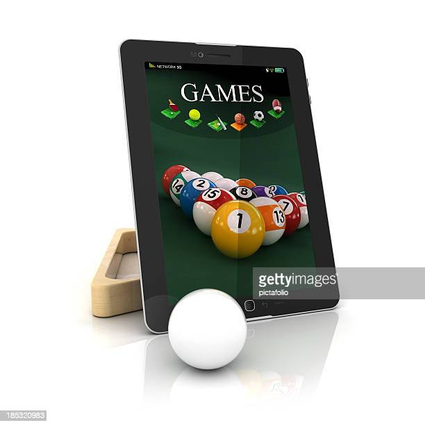 games on tablet and phone