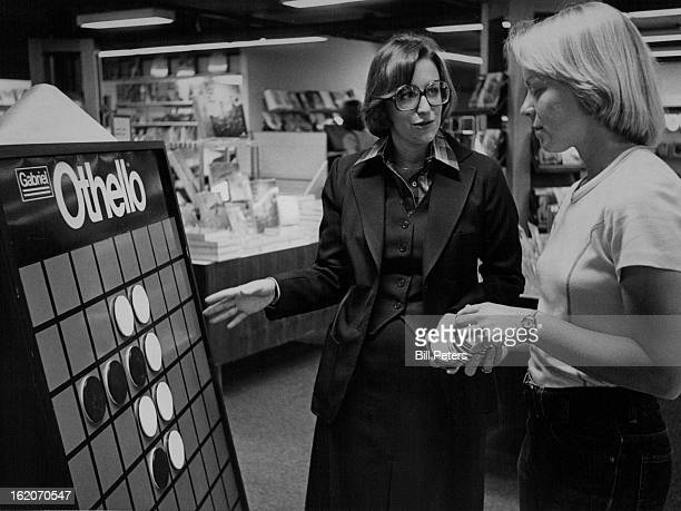 AUG 26 1977 8311977 Games Othello Debbie Stafford Barb Behrends