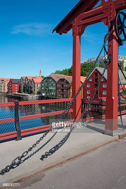 Gamle Bybro Old Town Bridge and wharves