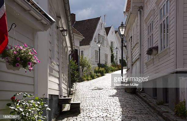 Gamle Stavanger (Old Stavanger), Norway