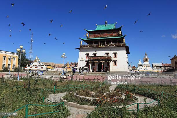 Gandan monastery