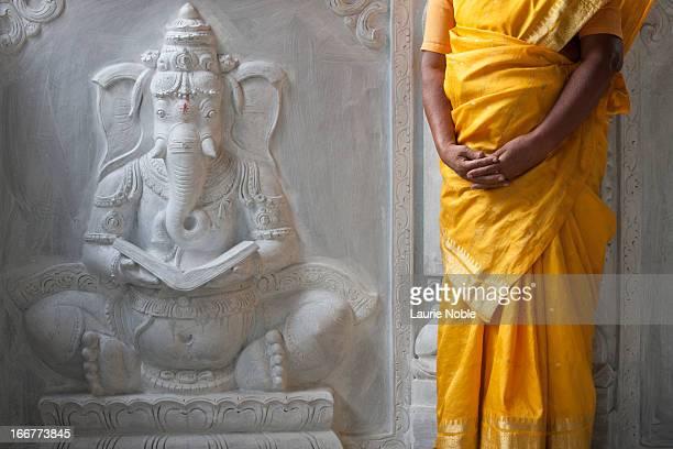 Ganesh Temple, Kuala Lumpur, Malaysia