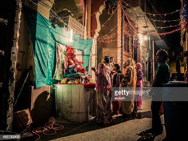 Ganesha Chaturthi in Jodhpur Rajasthan India
