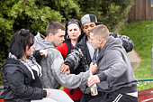Gang Of Youths Fighting