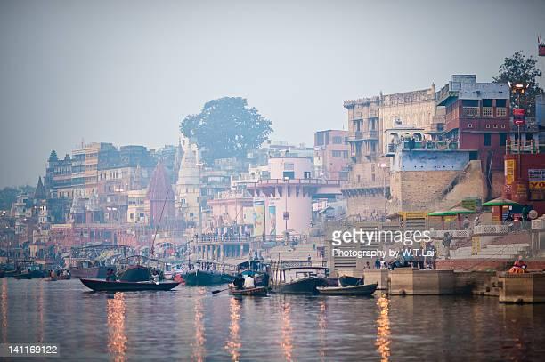 Ganga, Varanasi, India
