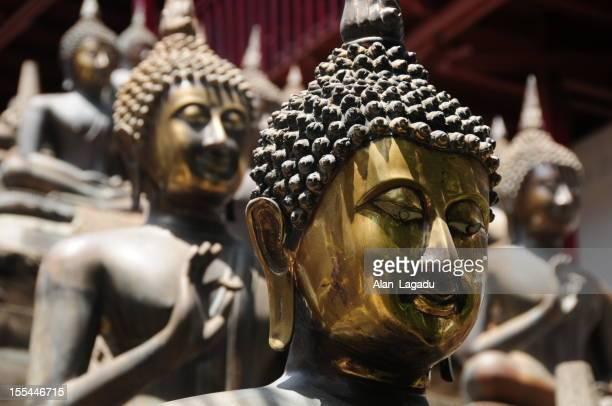 Gangaramaya Temple,Colombo,Sri Lanka.