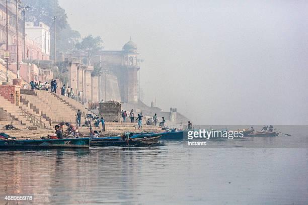 Ganges boats