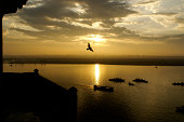 Ganges River Sunrise