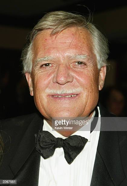 'Gangs of New York' cinematographer Michael Ballhaus ASC arrives at the American Society of Cinematographers 17th Annual Outstanding Achievement...