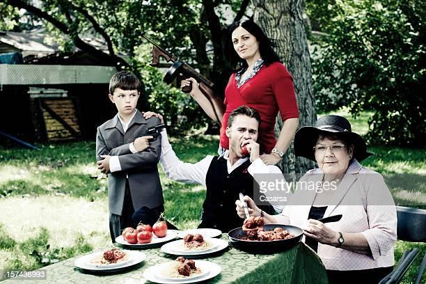 Gangsta Familie