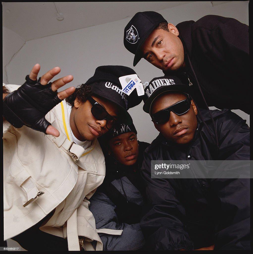 Gangsta Rap Group N