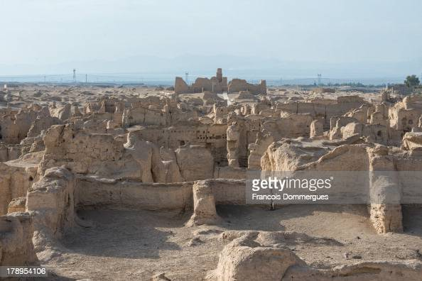 CONTENT] Gaochang is the site of an ancient oasis city built on the northern rim of the inhospitable Taklamakan Desert in Xinjiang China Nowadays it...