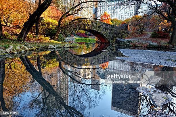 Gapstow bridge, Central park