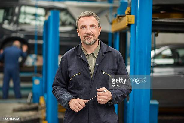 garage owner