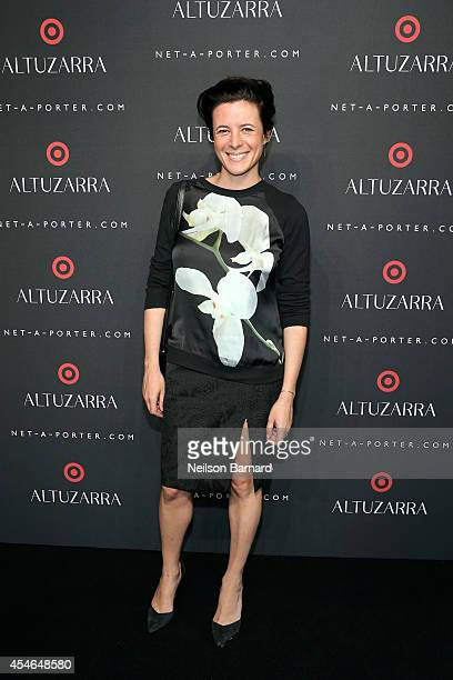 Garance Dore attends the Altuzarra for Target launch event at Skylight Clarkson Sq on September 4 2014 in New York City