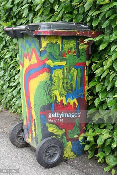 Tacho de la basura