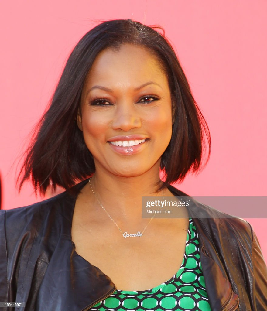 <a gi-track='captionPersonalityLinkClicked' href=/galleries/search?phrase=Garcelle+Beauvais&family=editorial&specificpeople=203112 ng-click='$event.stopPropagation()'>Garcelle Beauvais</a> arrives at the Los Angeles premiere of 'The Lego Movie' held at Regency Village Theatre on February 1, 2014 in Westwood, California.