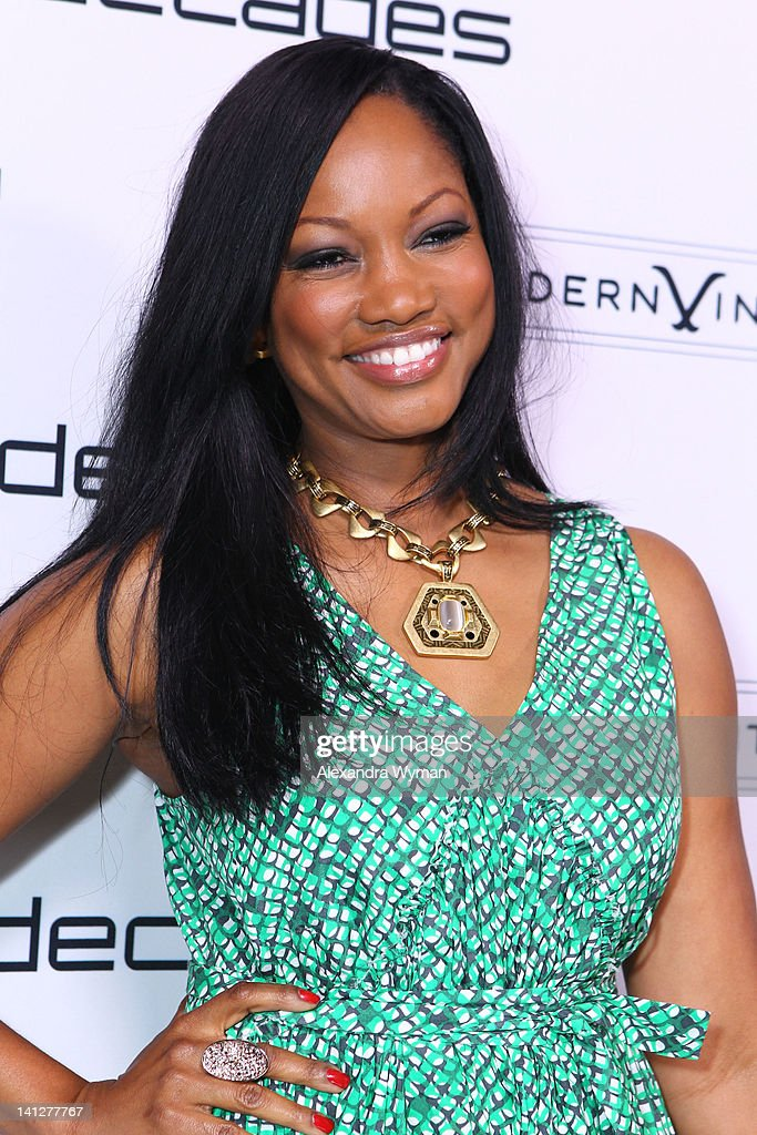 Garcelle Beauvais at Decades For Modern Vintage Shoe Collaboration Hosted By Emmy Rossumat Decades on March 13 2012 in Los Angeles California