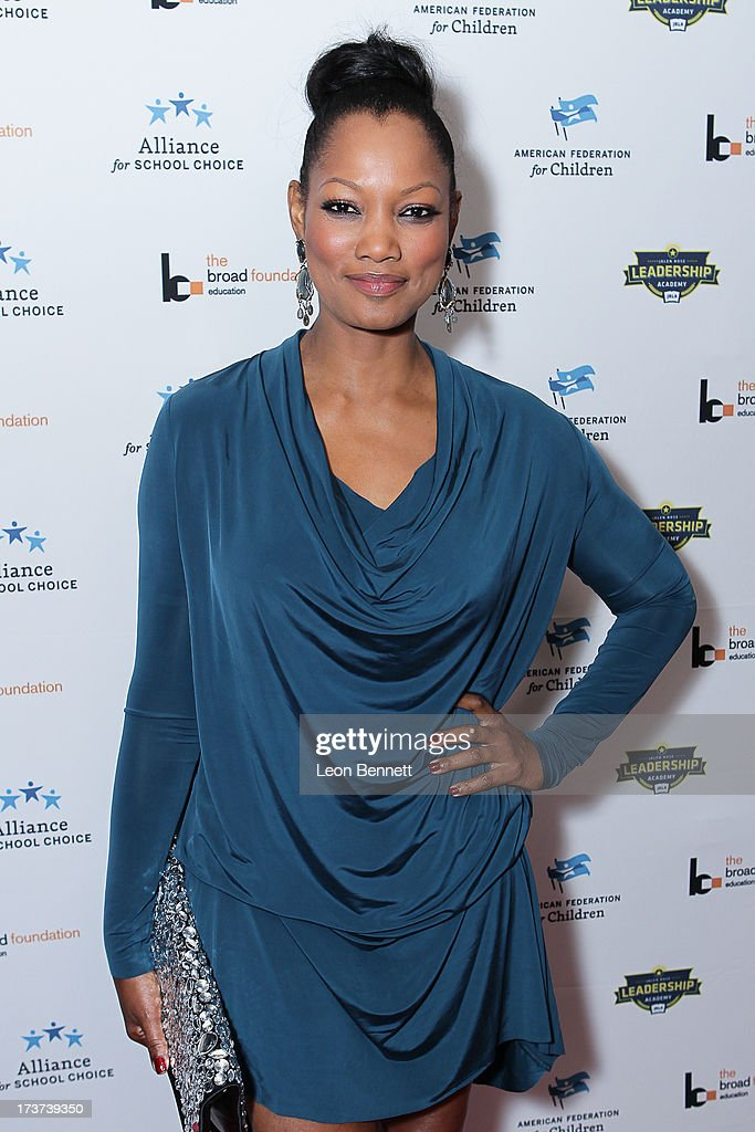 <a gi-track='captionPersonalityLinkClicked' href=/galleries/search?phrase=Garcelle+Beauvais&family=editorial&specificpeople=203112 ng-click='$event.stopPropagation()'>Garcelle Beauvais</a> attended The Champions For Choice In Education ESPYs Kickoff Cocktail Party at Ritz Carlton on July 16, 2013 in Los Angeles, California.