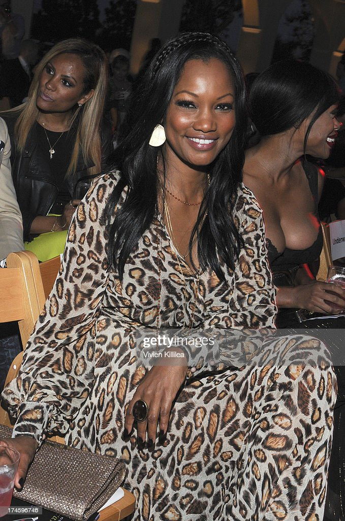 Garcelle Beauvais attends 15th Annual DesignCare on July 27, 2013 in Malibu, California.
