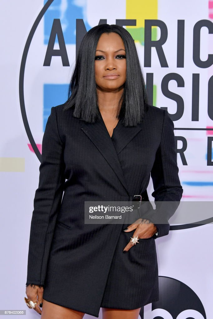 Garcelle Beauvais attends the 2017 American Music Awards at Microsoft Theater on November 19, 2017 in Los Angeles, California.