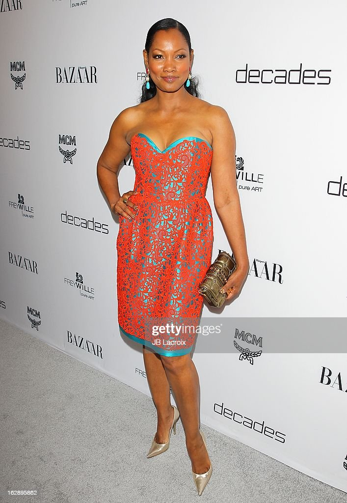 <a gi-track='captionPersonalityLinkClicked' href=/galleries/search?phrase=Garcelle+Beauvais&family=editorial&specificpeople=203112 ng-click='$event.stopPropagation()'>Garcelle Beauvais</a> attends the Dukes Of Melrose launch hosted by Decades and Harper's BAZAAR at The Terrace at Sunset Tower on February 28, 2013 in West Hollywood, California.
