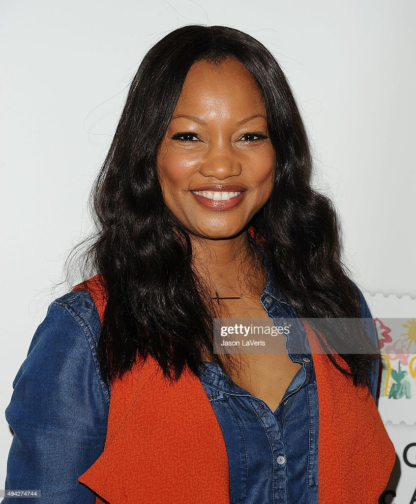 Garcelle Beauvais attends the Elizabeth Glaser Pediatric AIDS Foundation's 26th A Time For Heroes family festival at Smashbox Studios on October 25...