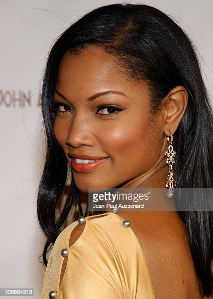 Garcelle Beauvais during 14th Annual Elton John AIDS Foundation Oscar Party Cohosted by Audi Chopard and VH1 Arrivals at Pacific Design Center in...