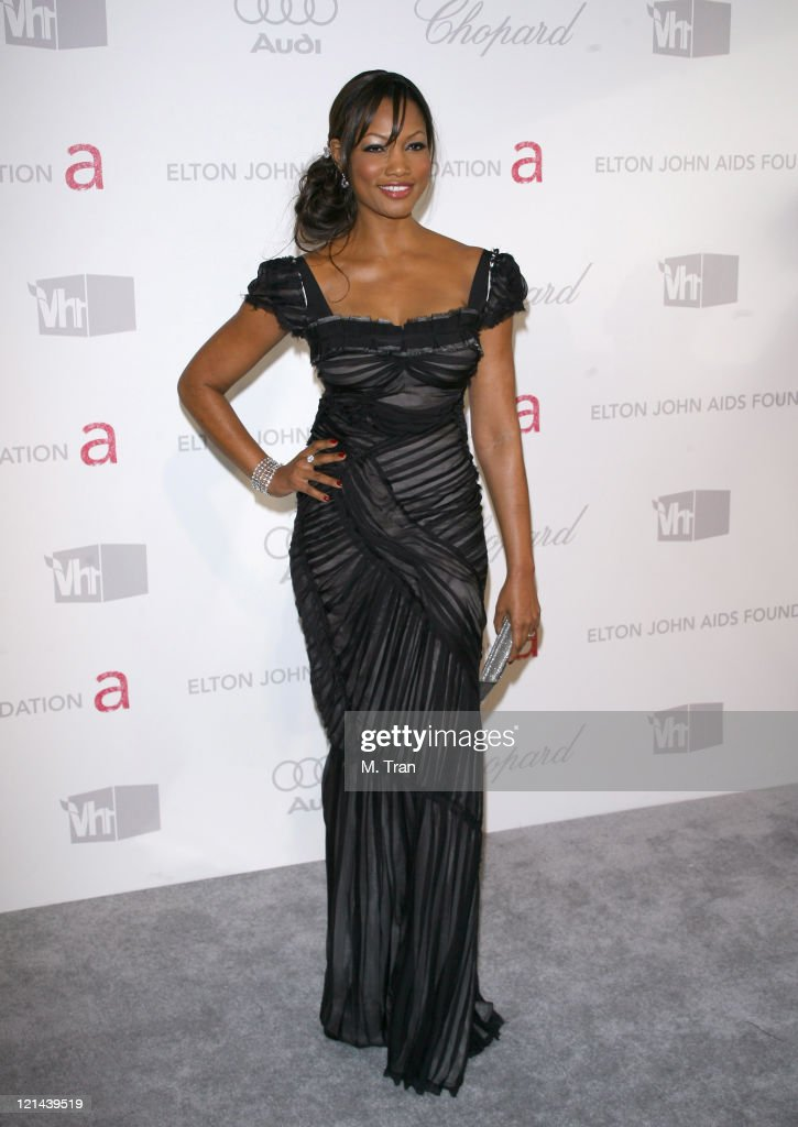 Garcelle Beauvais during 15th Annual Elton John AIDS Foundation Oscar Party at Pacific Design Center in Los Angeles California United States