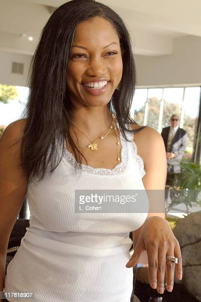 Garcelle Beauvais during Diamond Information Center Presents Diamond Aquifer PreOscar Suite Day 4 at Soho House in Los Angeles California United...