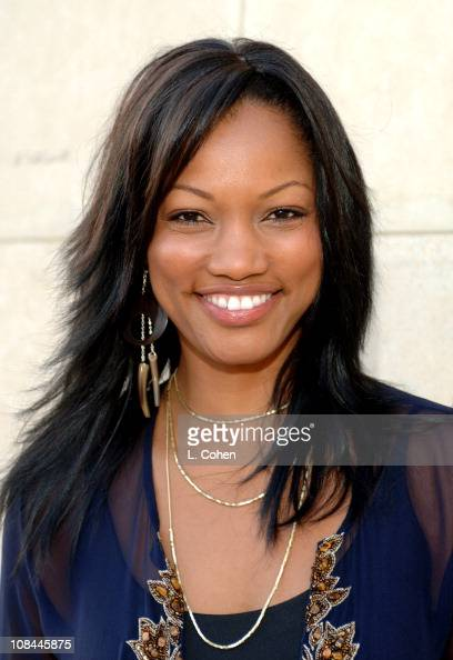 Garcelle Beauvais during Glamour Magazine Dinner Party at L'Ermitage at L'Ermitage Hotel in Beverly Hills California United States