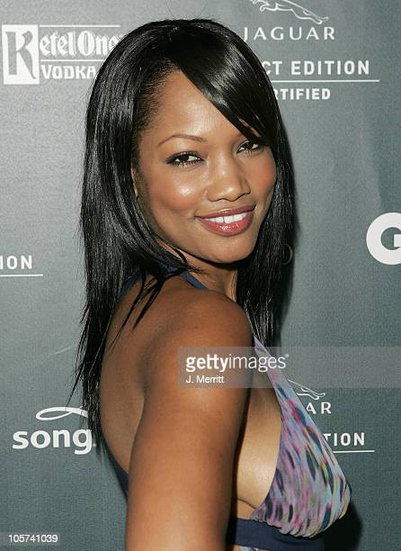 Garcelle Beauvais during Valentino and GQ Host a Live Performance By John Legend at The Museum of Television and Radio in Beverly Hills California...