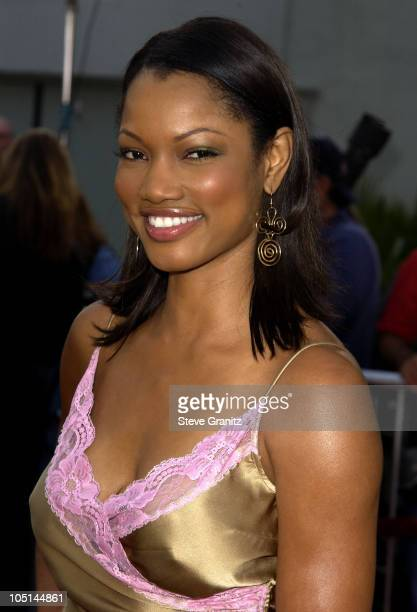 Garcelle Beauvais during World Premiere of 'The Italian Job' Red Carpet at Grauman's Chinese Theatre in Hollywood California United States
