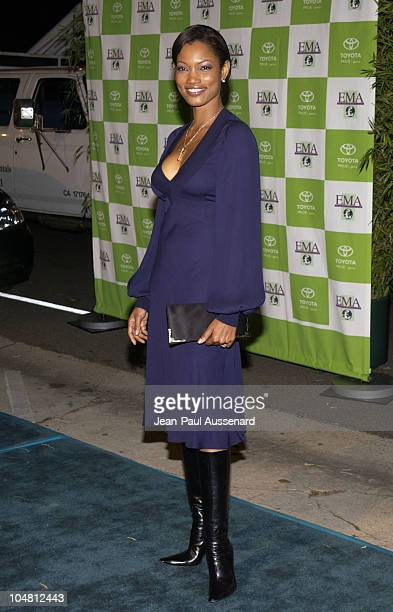 Garcelle BeauvaisNilon during 12th Annual Environmental Media Awards at Wilshire Ebell Theatre in Los Angeles California United States