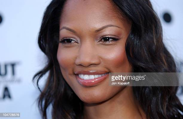 Garcelle BeauvaisNilon during 14th Annual GLAAD Media Awards Los Angeles at Kodak Theatre in Hollywood California United States