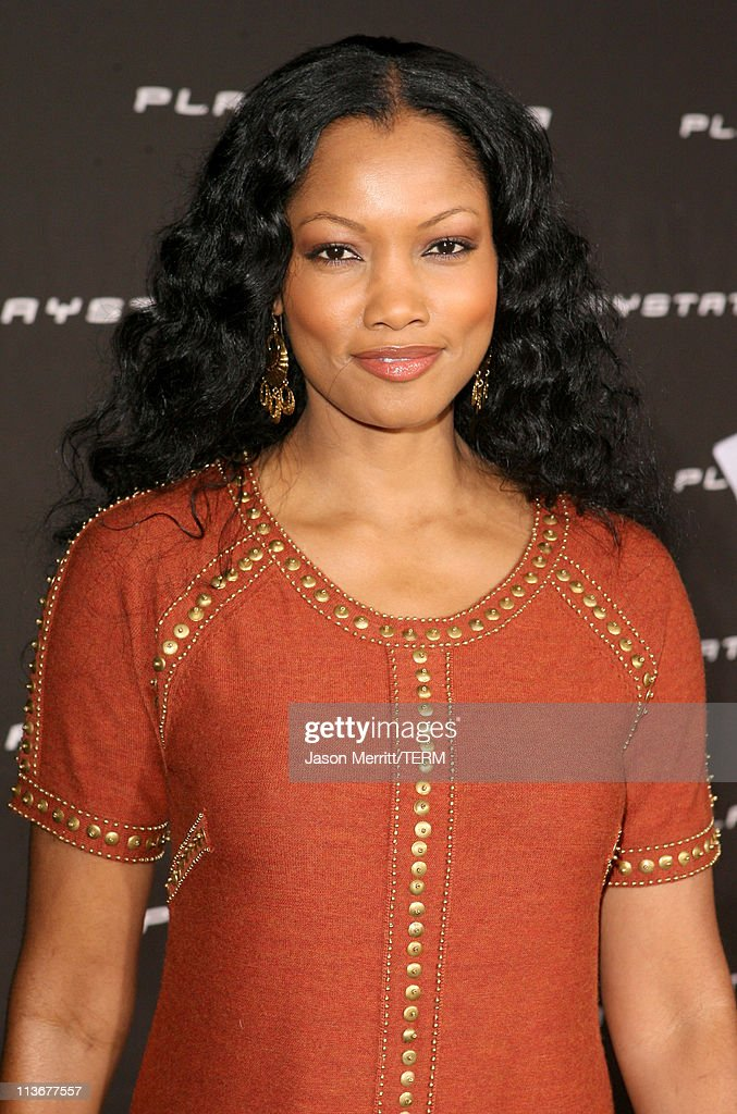 Garcelle Beauvais-Nilon during PLAYSTATION 3 Launch - Red Carpet at 9900 Wilshire Blvd. in Los Angeles, California, United States.