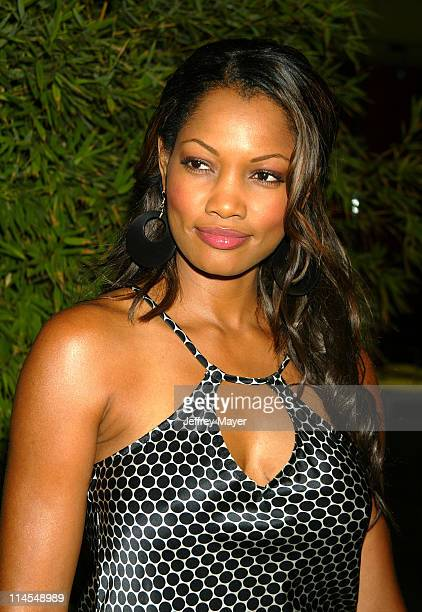 Garcelle BeauvaisNilon during Stella McCartney Los Angeles Store Opening Arrivals at Stella McCartney Store in Los Angeles California United States