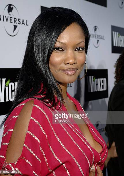 Garcelle BeauvaisNilon during 'Wicked' Los Angeles Opening Night Red Carpet at The Pantages Theatres in Los Angeles California United States