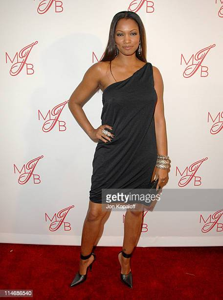 Garcelle BeauvaisNilon during Will Smith and Jada Pinkett Smith Host PreGrammy Party to Celebrate Grammy Nominee Mary J Blige Arrivals at Boulevard 3...