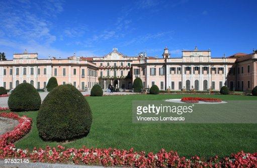 Garden and Palace Estense