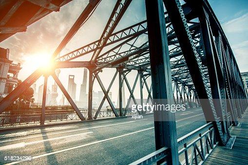 Garden Brücke von Shanghai
