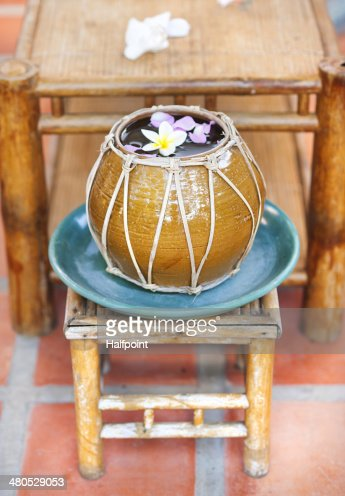 Garden decoration : Stock Photo