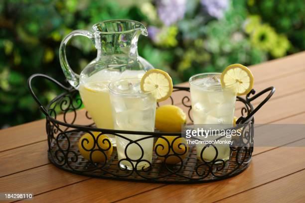 Garten-Limonade
