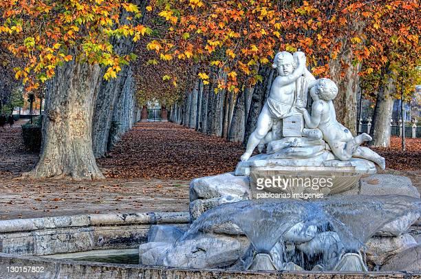 Garden of Island,Aranjuez