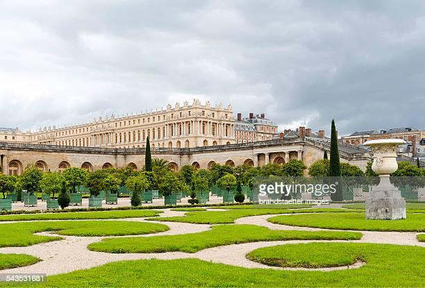 Garden Palace Of Versailles circa 2000