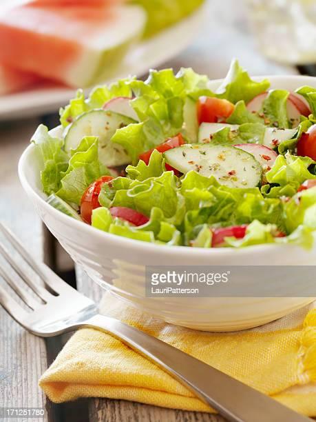 Garden Salad at a Picnic