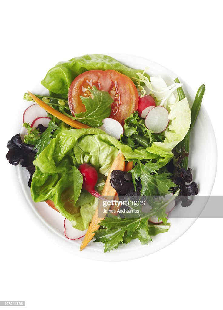 Garden Salad : Stock Photo