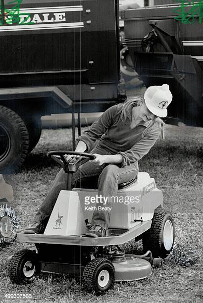 Gardener Taking care of the grass is enjoyable and logical to this gardener but a group in the US advocates letting grass grow wild because its...